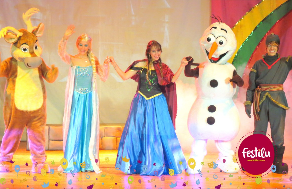 Fiesta Temática de Frozen